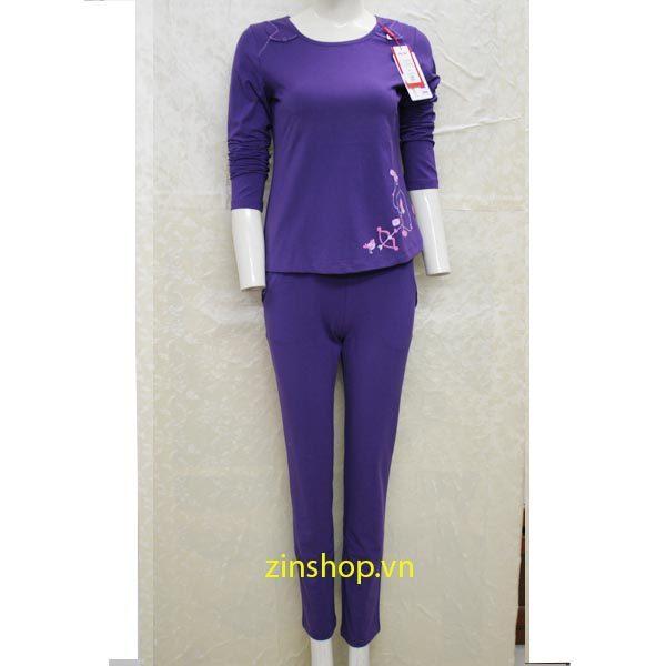 Bộ đồ mặc nhà thu đông Paltal 0332123