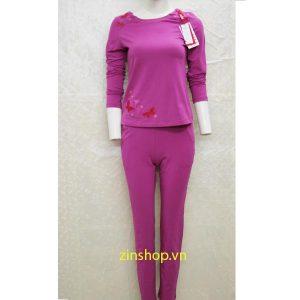 Bộ đồ mặc nhà thu đông Paltal 0332125