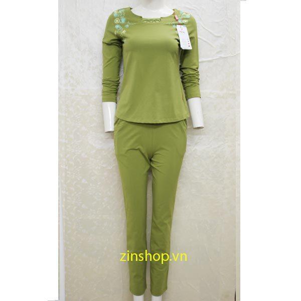 Bộ đồ mặc nhà thu đông Paltal 0432120