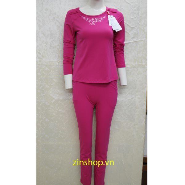 Bộ mặc nhà thu đông Paltal 0432155