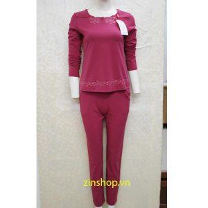Bộ đồ mặc nhà thu đông 0432127