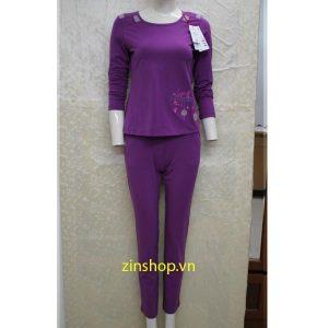 Bộ đồ mặc nhà Paltal thu đông 0332130