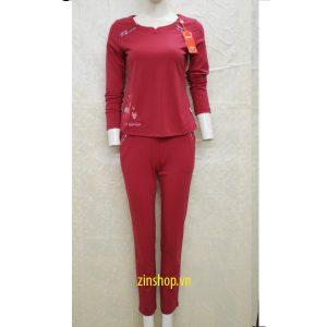 Bộ đồ mặc nhà thu đông Paltal 0934305