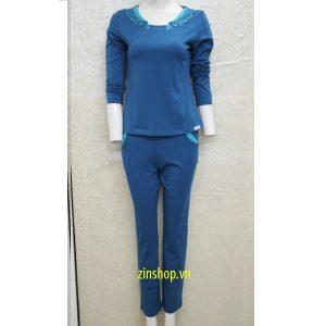 Bộ mặc nhà thu đông Wonnerful WFT2810D