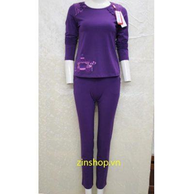 Bộ đồ mặc nhà thu đông Paltal 0332106