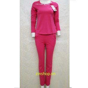 Bộ đồ mặc nhà thu đông Paltal 0432108