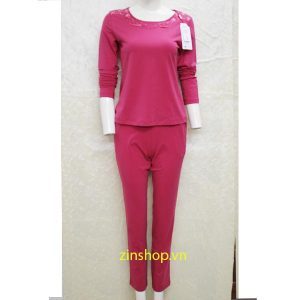 Bộ đồ mặc nhà thu đông Paltal 0432141