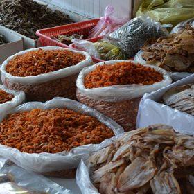 Bán cá khô ngon tại Hà Nội