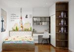 Thiết kế lắp đặt nội thất gỗ công nghiệp giá rẻ ở Hà Nội